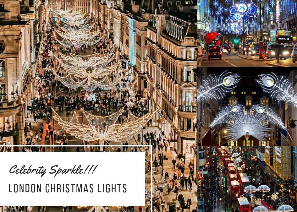 LONDON CHRISTMAS LIGHTS – From post-war defiance to creating a sense of place