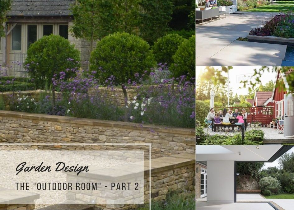 """The outdoor room to WoW or to hide "" – Part 2"