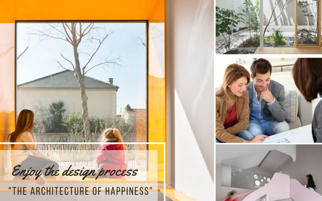 HOW DOES YOUR HAPPINESS PLAY OUT IN YOUR HOUSE REFURBISHMENT PROJECT?