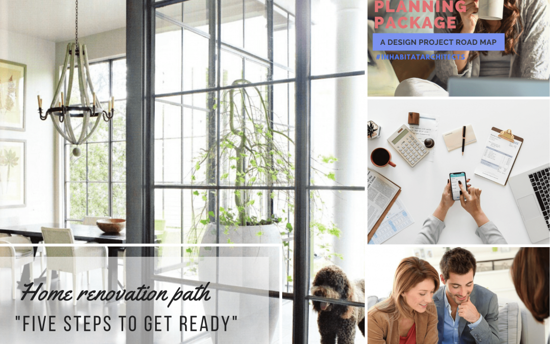 GET READY TO BE READY  – WHEN IS THE BEST TIME TO START A HOUSE REFURBISHMENT PROJECT