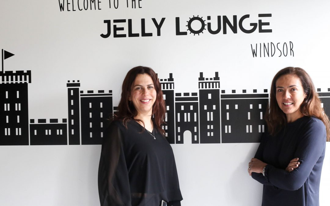 The Jelly Lounge Interview