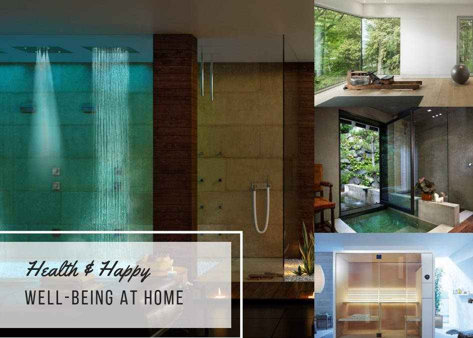 Home Space for Wellbeing – A Birthday Gift to the Future You