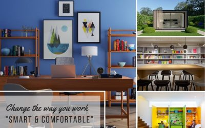 A 4 steps design guide to creating a functional home office